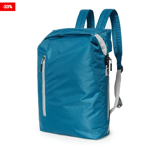 Water-Resistant Backpack Foldable Travel Bag